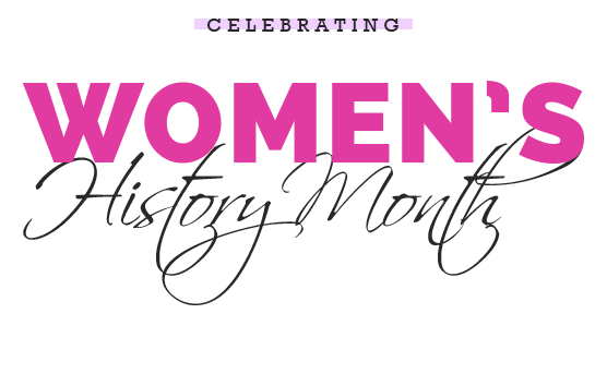 ADCC - Celebrating Women's History Month