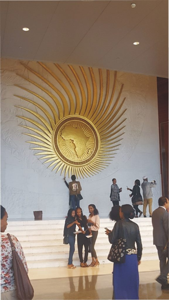 HWPL Peace Summit, African Union Addis Ababa, Ethiopa 2018