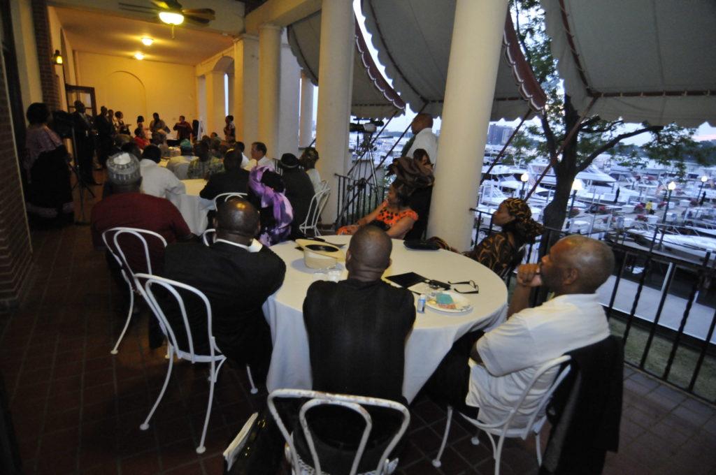 Nigerian Trade & Investment Delegation Reception  Detroit Yacht Club - August 2, 2012