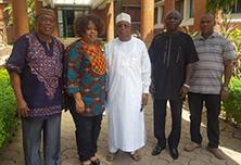 Raw Materials Research And Development Council (RMRDC), Abuja Nigeria 2017.